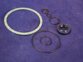 Vg. Nr. 0005863146 groß Dichtungssatz Dichtsatz Servopumpe Lenkhelfpumpe Vickers  gasket kit power steering pump Mercedes W107 W108 W109 W111 W116