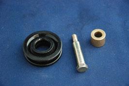 Vg.Nr. 1114200079 Reparatursatz Umlenkrolle Handbremsseil rep Kit brake cable Mercedes W111 W113