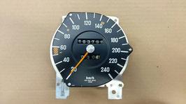 Mercedes Tacho Tachometer Speedometer 1165422801 Euro 240 k/mh W107 R 107 280 SL SLC
