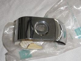 Mercedes Abdeckung Blende chrom Stoßstange vorne Vg. Nr. 1158850023 original NOS cover chrome bumper front W115 W114