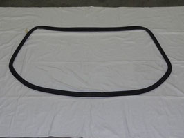 Mercedes Heckscheibendichtung OE Vg. Nr. 1076780420 strip windshield rear  seal rubber W107 SLC Coupe