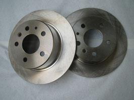 Mercedes Bremsscheibe hinten brake disc rear repro 1264230017 1154200072 1154230212 W107 R107 W108 W109 W111 W113 W114 W115 W116 W123 W12