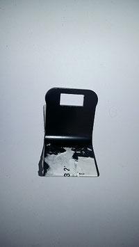1076160320 Gas Pedal Rep Blech Lager Aufnahme sheet panel Mercedes W107 R107