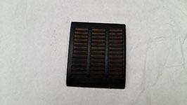Mercedes Lautsprecher Abdeckung links 1076800739 schwarz cover speaker left W107 R107