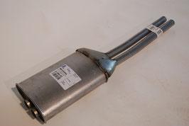 Mercedes Auspuffanlage  Mittelschalldämpfer 1134900022 Mufler exhaust pipe W113 SL Pagode