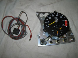 Mercedes Drehzahlmesser 4 Zylinder 0025426461 DZM mit Uhr W123 230CE 230E 230T 200 200TE