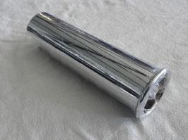 Mercedes Auspuffanlage Endschalldämpfer chrom Rohr 45mm silencer Mufler Vg. Nr. 1134920214 W108 W111 W107 R107 W114 W116