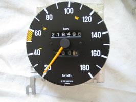 Mercedes Tachometer Tacho Speedometer 1235425801 180 km/h 300D 300CD 300TD 300TDT W123