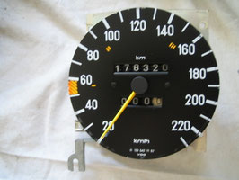 Mercedes Tachometer Tacho Speedometer 1235421157 220 km/h W123 280E 280 280CE 280TE