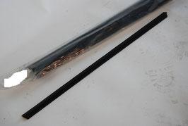 Vg.Nr. 1267250365 Satz 4 Stück Abdichtschiene aussen Dichtung Türschacht weatherstrip door outside Mercedes  W123 W126