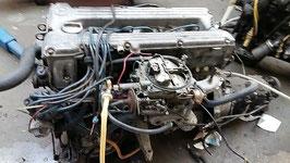 Mercedes Motor M110 110922 110 922 Engine 280 Vergaser W114 W116 W123 280C 280S 280 Schaltung