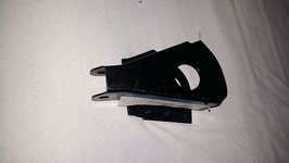 V.Nr. 1076200931 Konsole Aufnahme Lenkungsdämpfer vo li bracket steering damper Mercedes W107 R107