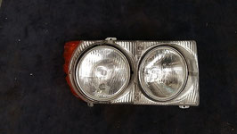 Mercedes Scheinwerfer rechts USA EU reflektoren H4 Headlight right 1078205661 1078260489  W107 R107 SL SLC 350 450 500 560SL