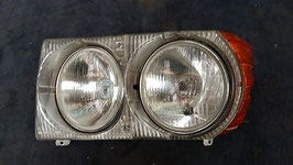 Mercedes Scheinwerfer links EU Refelektoren H4  USA Headlight left 1078205561  1078260389 W107 R107 SL SLC 350 450 500 560SL 2