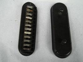 Mercedes Sicherungskasten 1085400050 Mit Deckel 12 Sicherungen fuse box W108 W109 W113 Pagode W111 Coupe Cabrio