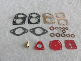 Mercedes Vergaser Dichtungssatz Solex 32 - 34 PBIC vg. nr. 0005860207 carburetor gasket kit W120 180b W110 190c  W111 220b