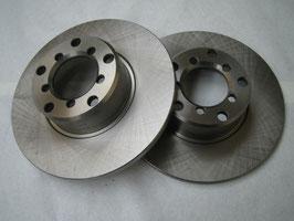 Mercedes Bremsscheibe vorne brake disc front Ref. Teilenummer 1154211112 1154200172 W108 W109 W111 W113 W114 W115