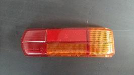 Mercedes Heckleuchte Glas Rücklichtglas rechts Vg.Nr. 1088260256 taillight lens rear light right W108 W109 gelb