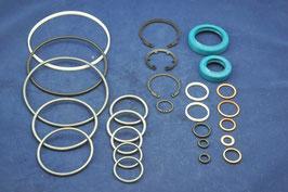 Mercedes Servo Lenkgetriebe Dichtungssatz Vg. Nr. 1264600061 gasket kit power steering w107 R107 W126 W123