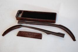 V.Nr. 1136800000 Holzsatz komplett Wurzelnuß wood set complete Mercedes W113 230SL 250SL 280SL