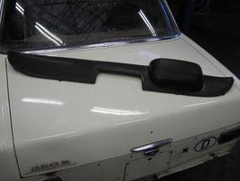 Mercedes Armaturenbrett Oberteil Verkleidung oben braun 1086801906 dashboard brown W108 W109