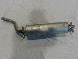 Mercedes Auspuffanlage Endschalldämpfer silencer Mufler Vg. Nr. 1234905315 W123 230CE 230E 200
