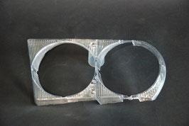Vg.Nr. 1078260489 Scheinwerfer Rahmen Blende rechts USA Scheinwerfer headlight door right Mercedes W107 R107