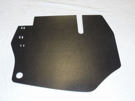 Vg.Nr. 1116905135 Verkleidung Kofferraum links cover trunk left Mercedes W111 W112 Coupe Cabrio