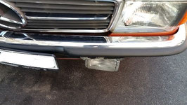 Mercedes Stoßstange vorne und hinten Satz EU original bumper front and rear set W107 R107 SL SLC