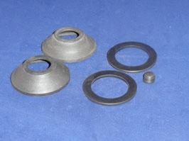 Mercedes Bremssattel vorne Reparatursatz 0004210298 Dunlop repair kit brake calipe front W112 300SE