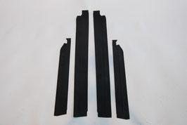Mercedes Gummibelag Einstieg Schweller Satz Vg, Nr. 1086860180 schwarz  rubber lining set  W108
