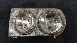 Mercedes Scheinwerfer links sealed beam Reflektoren  USA Headlight left 1078205561  1078260389 W107 R107 SL SLC 350 450 500 560SL 1
