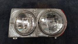 Mercedes Scheinwerfer links sealed beam Reflektoren  USA Headlight left 1078205561  1078260389 W107 R107 SL SLC 350 450 500 560SL 1