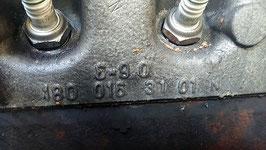 Mercedes Zylinderkopf 1800163101 180 016 31 01 cylinder head  W114 W111 230 250
