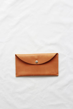 Orange wallet l