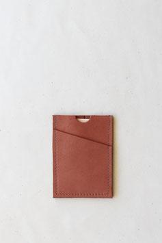 Card wallet dusty pink