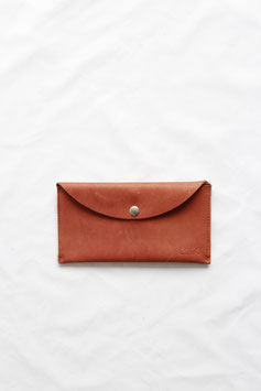 Light brown wallet l