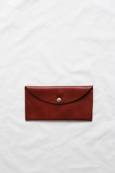 Brown wallet l