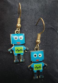 """Ohrhänger """"Roboter"""""""
