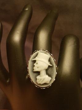 """Ring """"Herr mit Hut"""""""