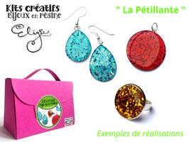 "Kit créatif ""La Pétillante"""