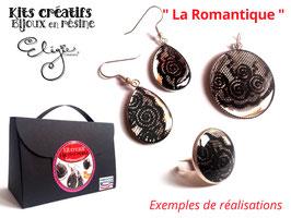 """Kit créatif """"La Romantique"""""""