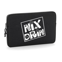 "Laptop sleeve""Nix drin"""