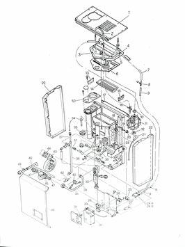 SBS Feuerungsautomat MCBA 1225 D Combi-Valor Cv
