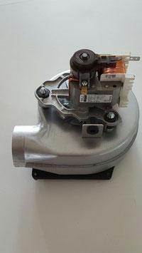 Attack Redialerventilator/ Gebläse Pelletsbrenner Automatik 8-30 KW