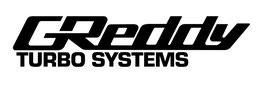 PEGATINA GReddy TURBO SYSTEMS ( KIT 2 UNIDADES)