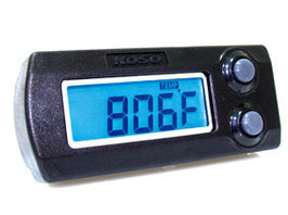 Marcador de temperatura gases de escape EGT