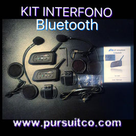 KIT INTERFONO CASCO