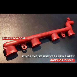 FUNDA CABLES PARA BOBINAS TFSI PARA 1.8T Y 2.0 TFSI