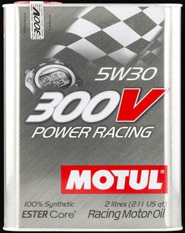MOTUL 300V 5W30  (FORMATO 2 LITROS)